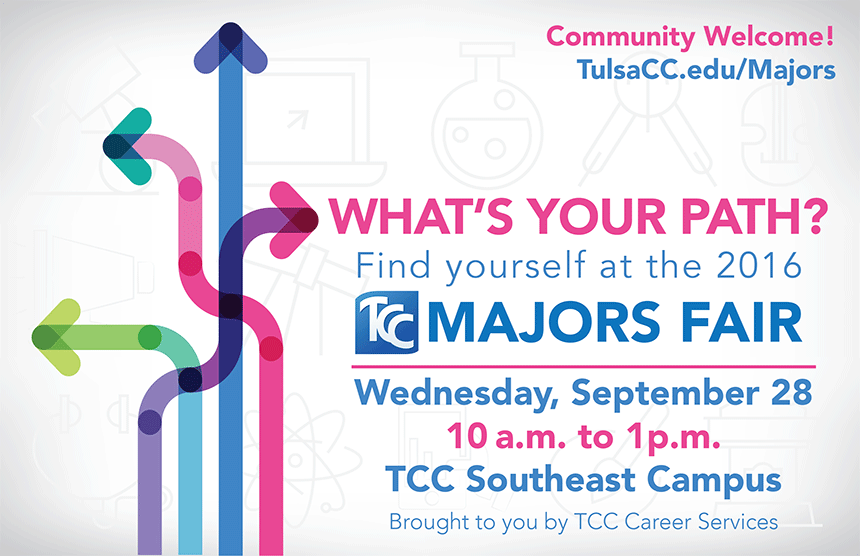 Majors Fair Handout - What's your path?