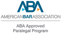 American Bar Association Approved Paralegal Program