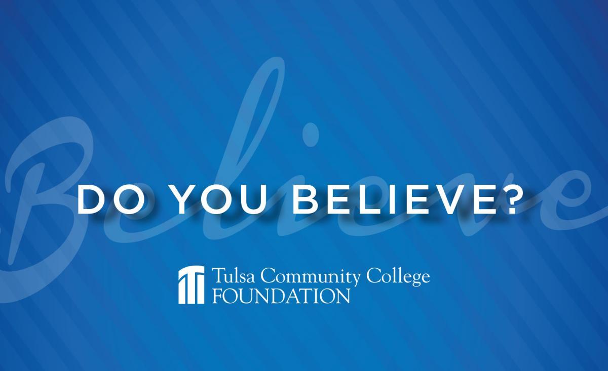 Believe in TCC Campaign