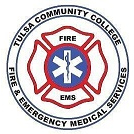Tulsa Community College Fire & Emergency Medical Services Shield