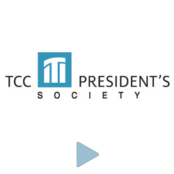 TCC Foundation President's Society Logo