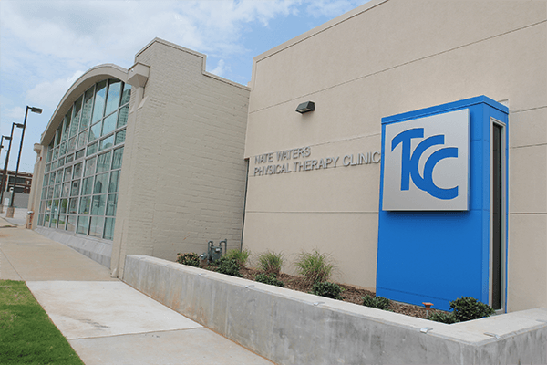 TCC Nate Waters Physical Therapy Clinic