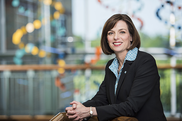 Dr. Leigh Goodson, President and CEO
