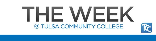 The Week @ TCC logo