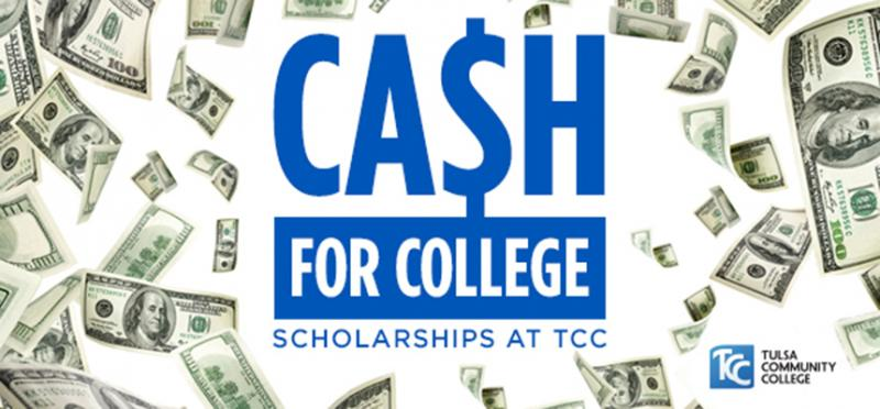 Cash for college – Scholarships at TCC