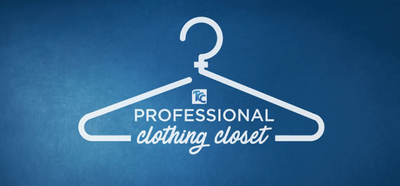 Professional Clothing Closet