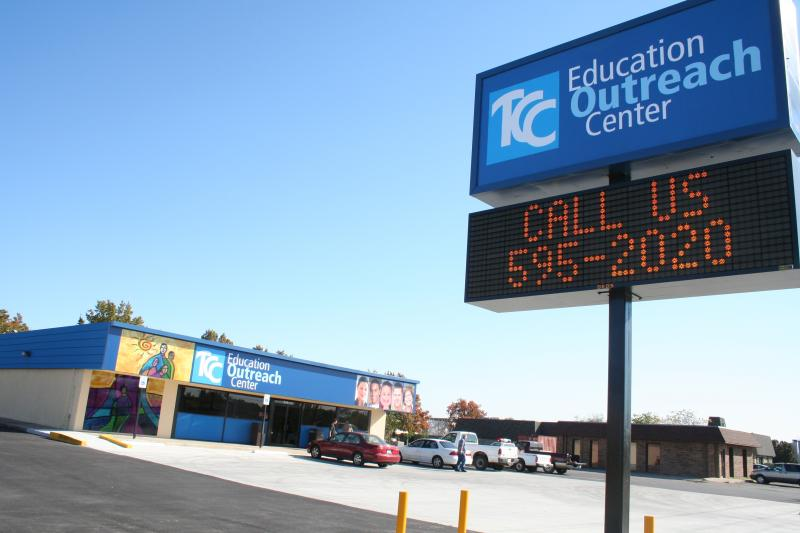 The Tulsa Community College Outreach Center is a place for anyone to ...