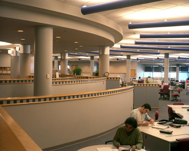 The FACET Center is a central location for TCC students to get help for their classes. It houses Northeast Campus's Writing Center, Math and Science Lab, ASL Lab, and technology lab.