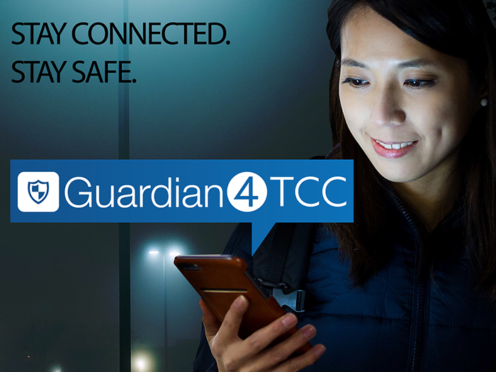 Stay Connected. Stay Safe. Guardian4TCC