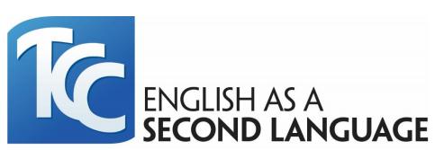 TCC English as a Second Language