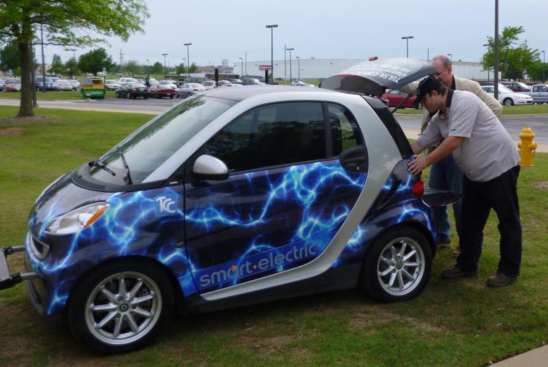 TCC Electric Car