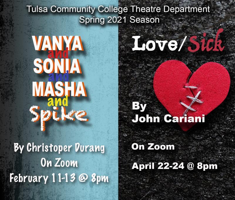 TCC Theatre Spring Poster