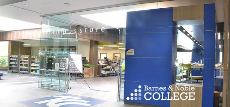 TCC campus bookstore at the Southeast campus.