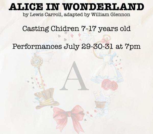 Audition Information Poster
