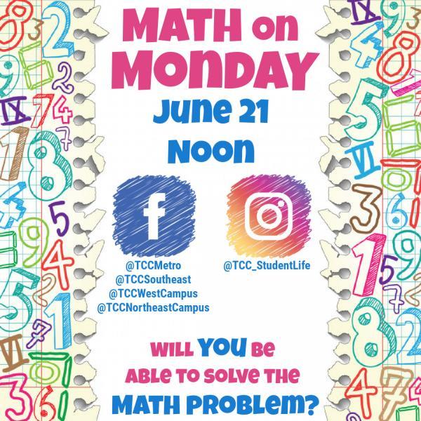 Math on Monday
