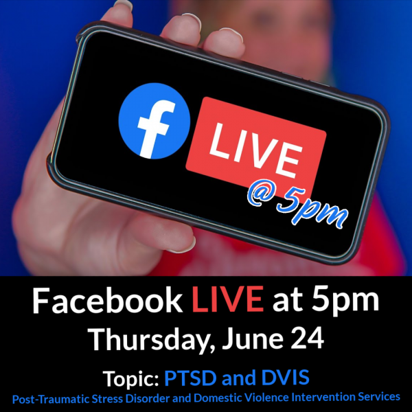 Facebook LIVE at 5