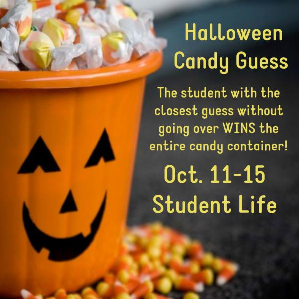 Halloween Candy Guess