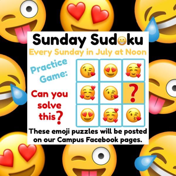 Sunday Sudoku