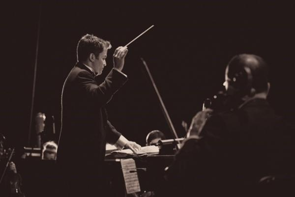 photo of Andrés Franco, Signature Symphony at TCC Music Director