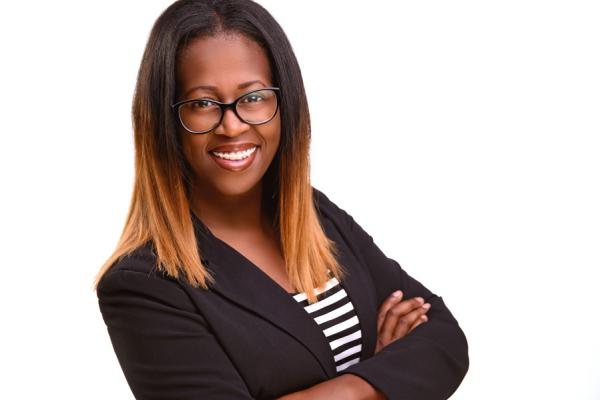headshot of Eunice Tarver