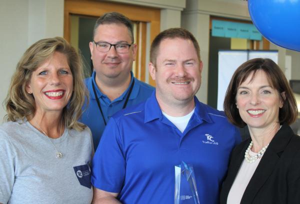 David Adams honored with Goody Award