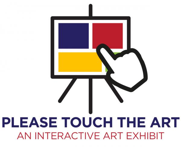 Please Touch the Art logo
