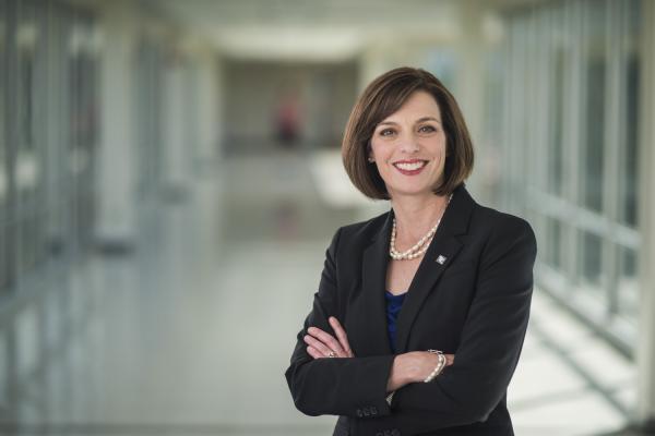 TCC President Leigh B. Goodson photo