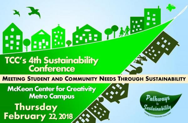 sustainable conference graphic