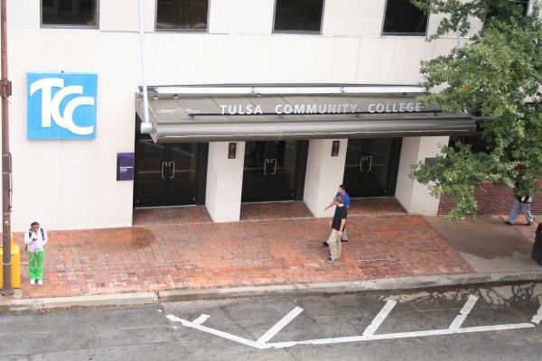 photo of TCC Metro Campus