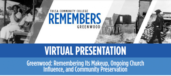 Tulsa Remembers Greenwood graphic