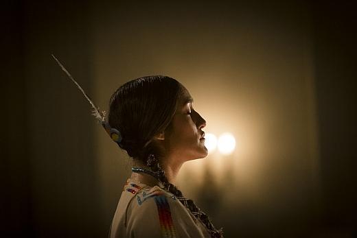 photo from Te Ata movie