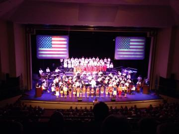 Signature Symphony at TCC 4th on the 3rd concert