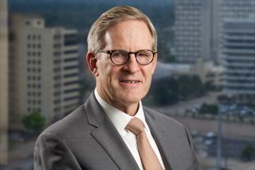photo of David Page, 2018 Vision honoree