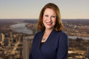 photo of Alison Anthony, the 2017 Vision honoree