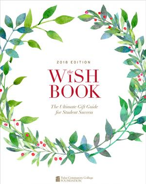 photo of the cover of 2018 The Wish Book