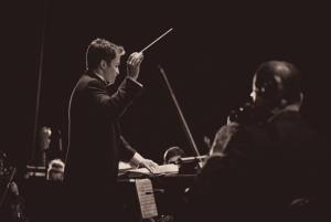 photo of Andrés Franco, Signature Symphony at TCC Music Director