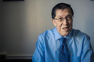 photo of Dr. Derald Wing Sue