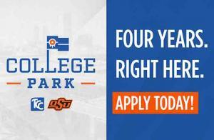 college park graphic