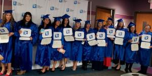 Bilingual Child Development Graduates Ready To Work