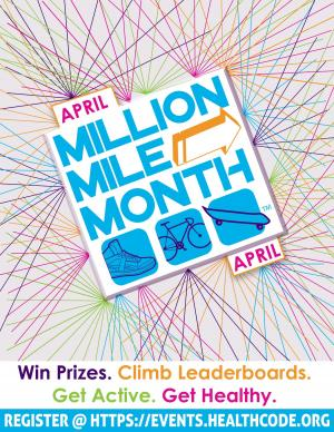 Win Prizes. Climb Leaderboards. Get Active. Get Healthy.