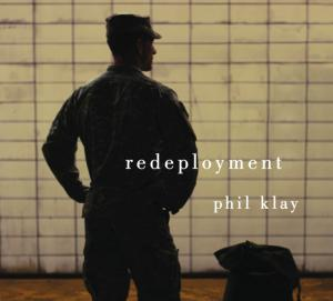 """The cover for """"Redeployment,"""" a book for short stories by veteran Phil Klay."""