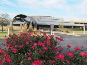 exterior photo of TCC Northeast Campus