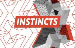 TEDxTulsaCC Instincts graphic