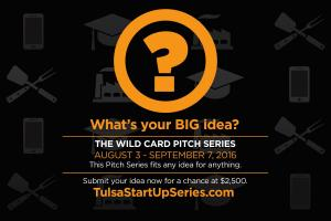Tulsa StartUp Series Wild Card Pitch Competition