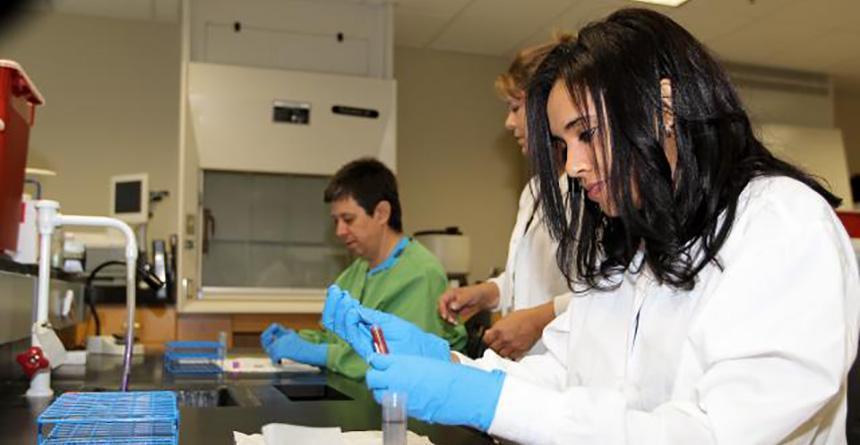 Medical Laboratory student