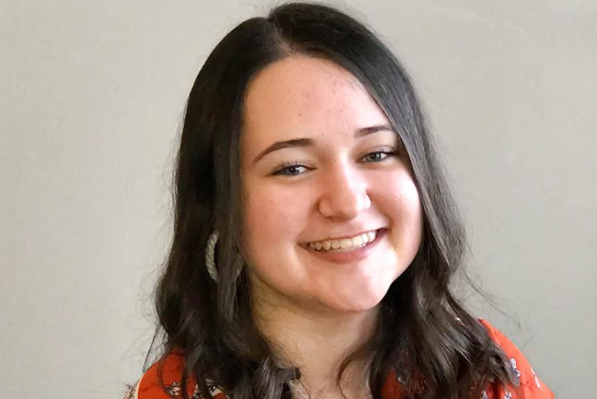 Alyssa Warren TCC EDGE Student