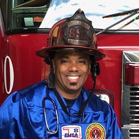 Tulsa Fire Captain and TCC Graduate Kofi Wallace