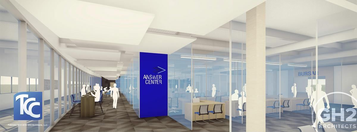 IMAGE: Success Center Interior 2