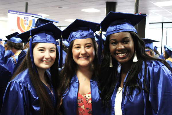 TCC's 48th Commencement Ceremony