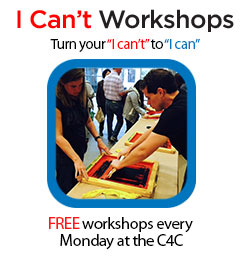 "I Can't Workshop. Turn your ""I can't"" to ""I can"""
